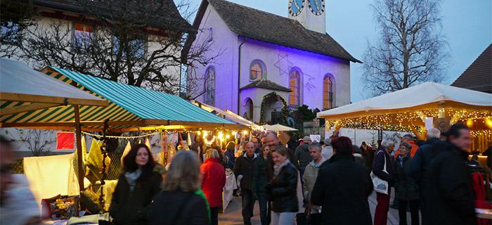 Bilder Weihnachtsmarkt.Winterzauber Der Weihnachtsmarkt Im Zürcher Oberland Für Die Ganze